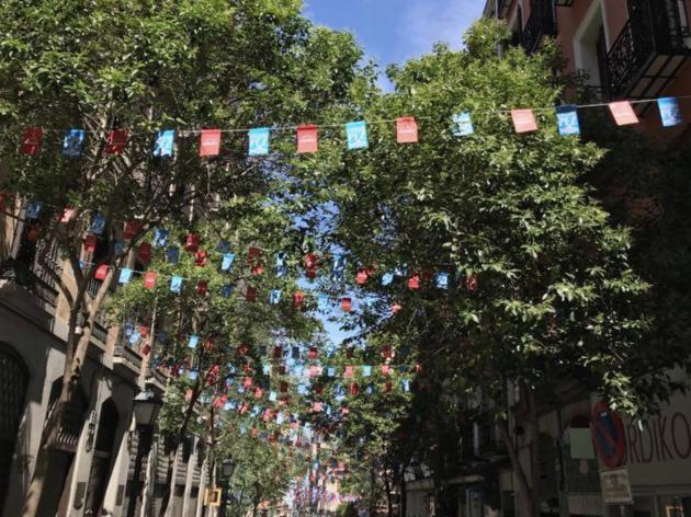 Fiestas de la calle Pez