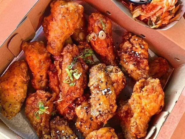 Fiya Chicken