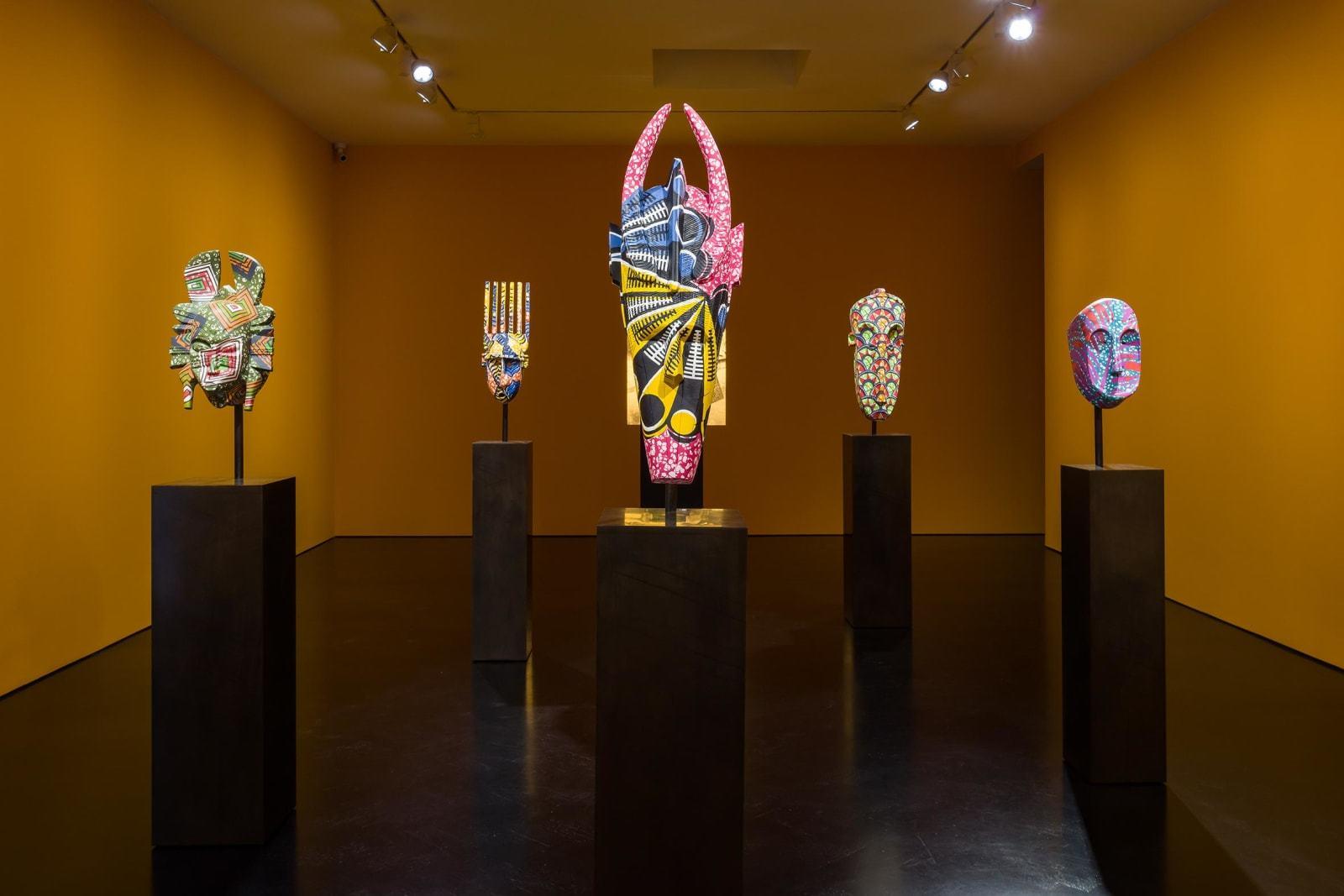 Yinka Shonibare at Stephen Friedman Gallery