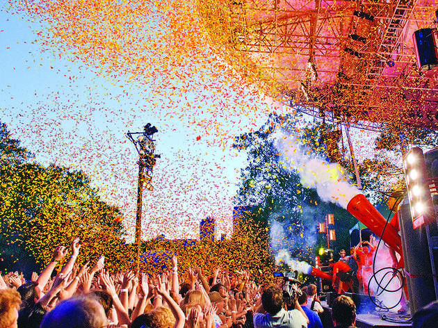 A massive concert is happening in Central Park this summer to celebrate the city's comeback