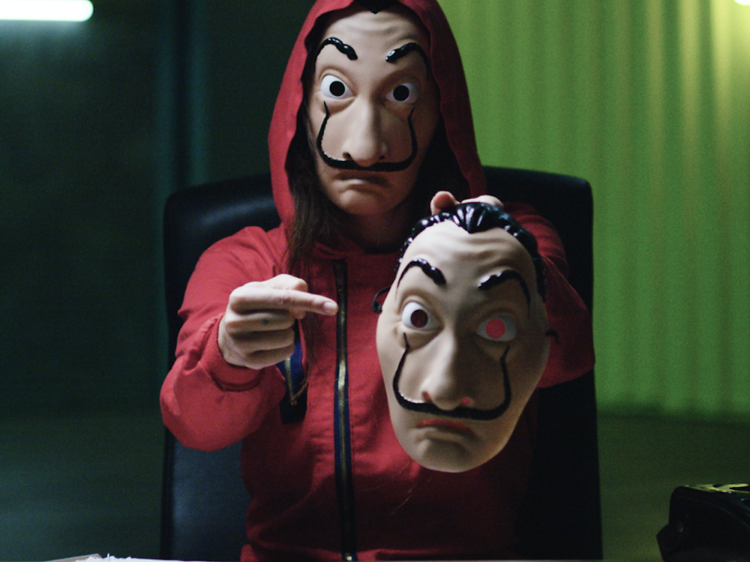 The secret location for Money Heist: The Experience has been revealed