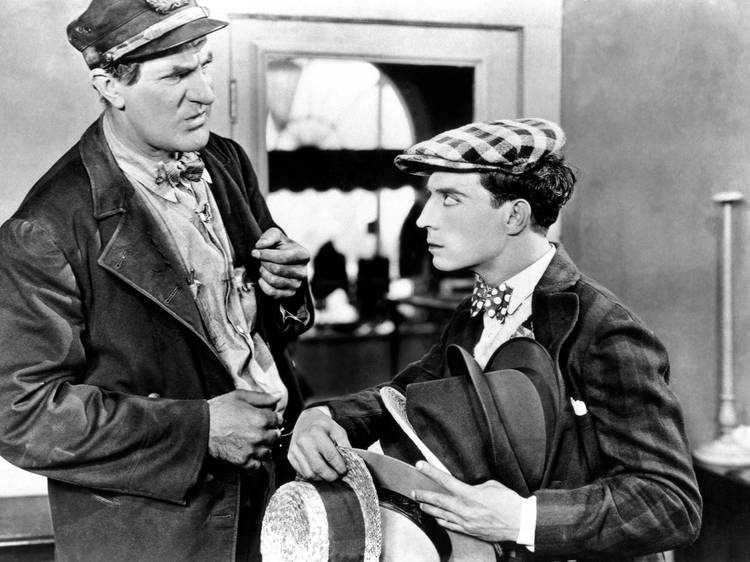Steamboat Bill, Jr (1928)