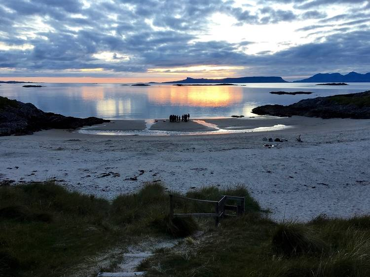Camusdarach Beach, Scotland