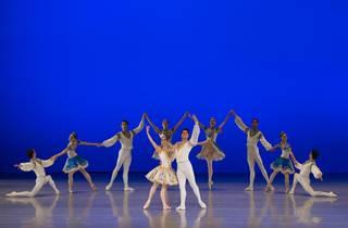 Regresa a Bellas Artes la Compañía Nacional de Danza