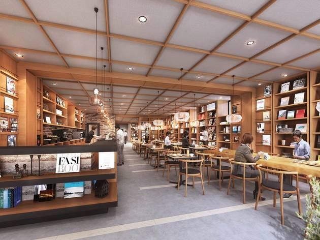 Lamp Light Books Hotel