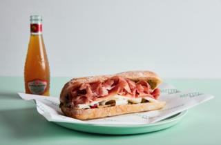 Matteo's Delicatessen panino