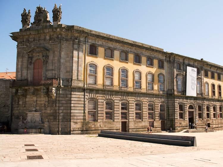 Visite o Centro Português de Fotografia