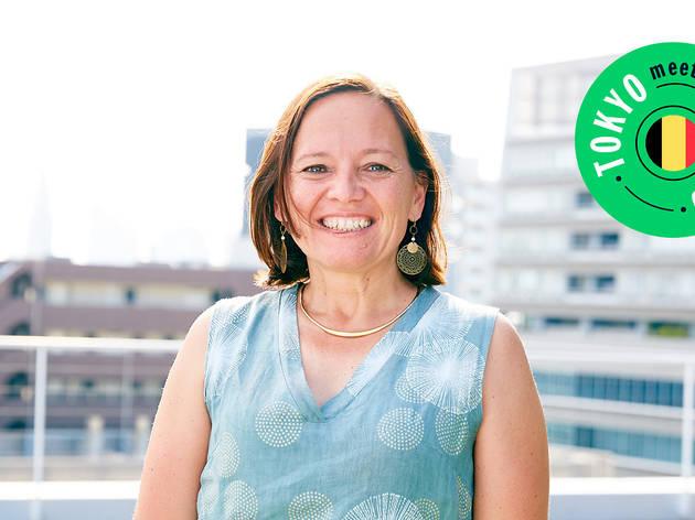 Ambassador of the Kingdom of Belgium to Japan, Roxane de Bilderling