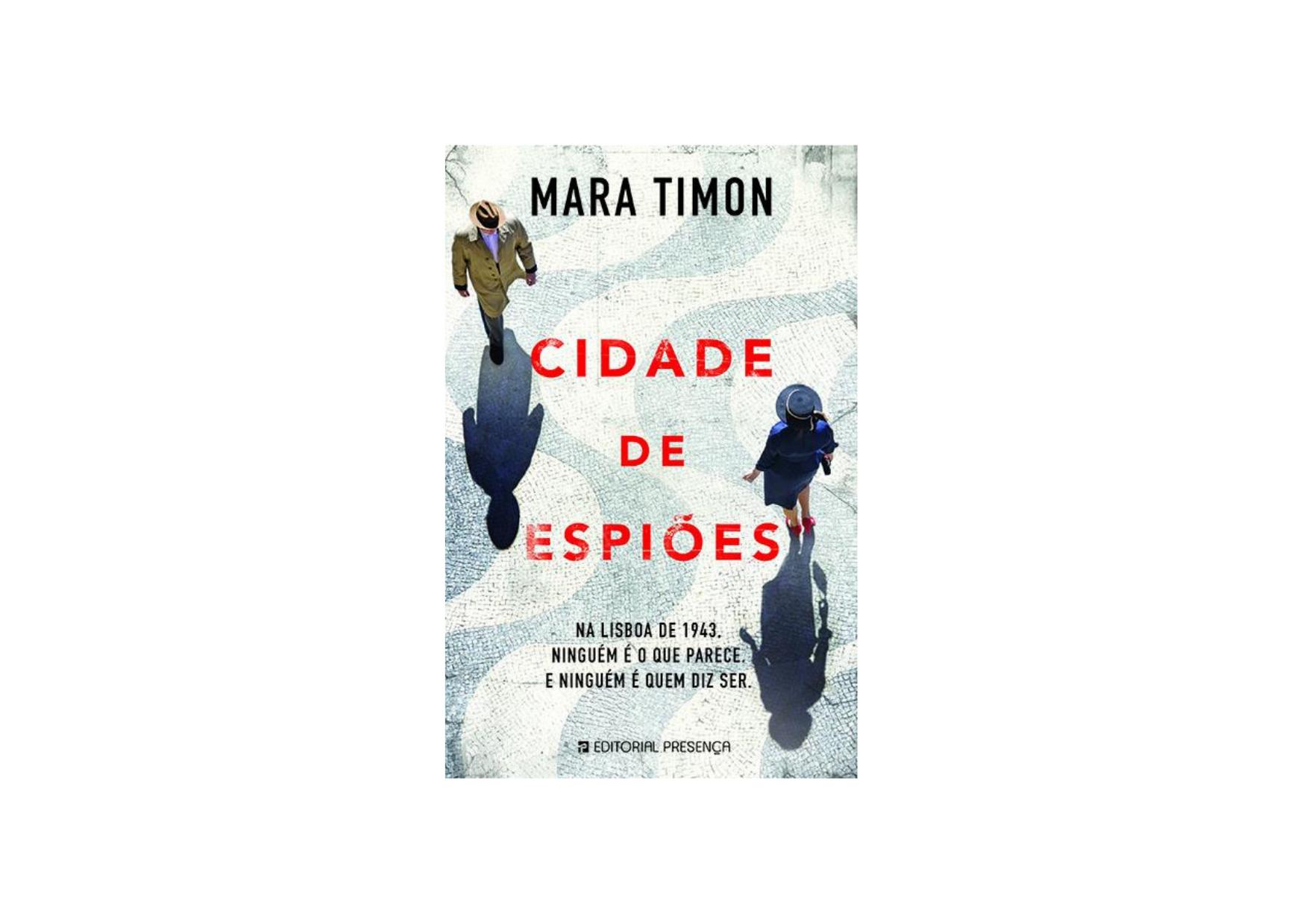 Cidade de Espiões, de Mara Timon