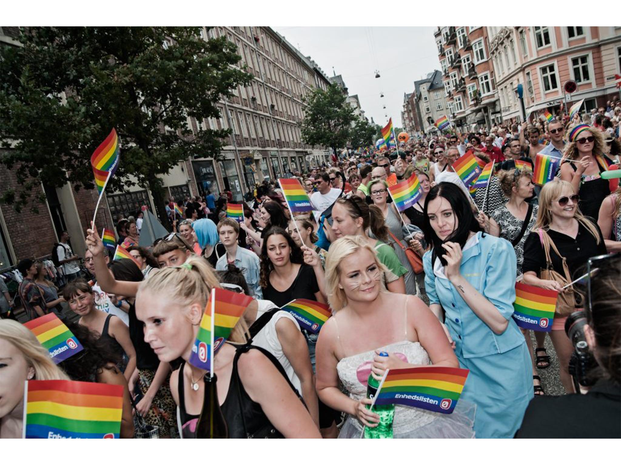 LGBT+, Marcha Orgulho Gay, World Pride Copenhagen