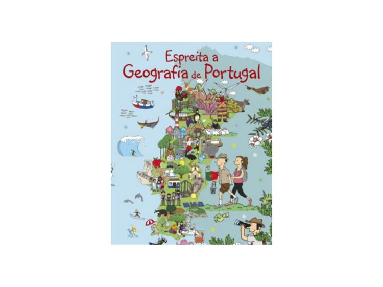 Espreita a Geografia de Portugal