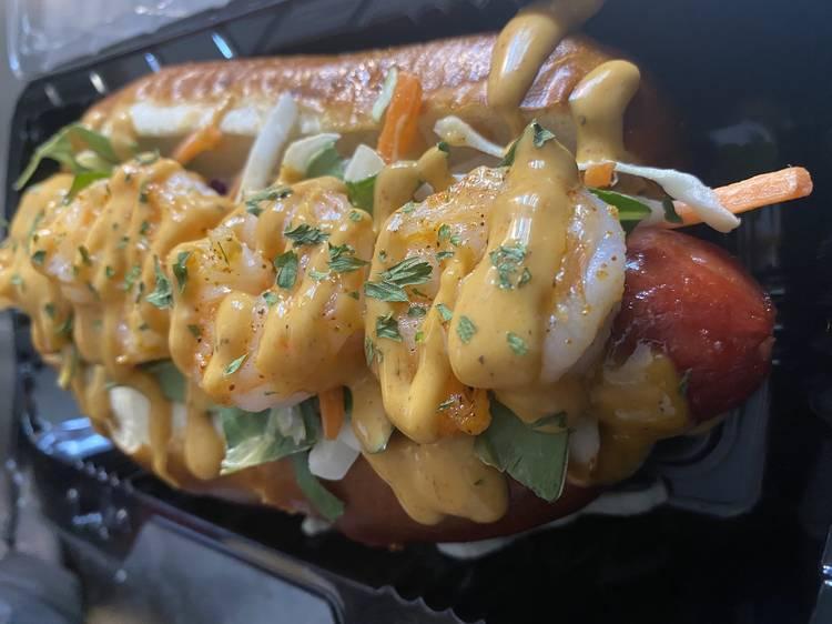 The Hot Dog Box