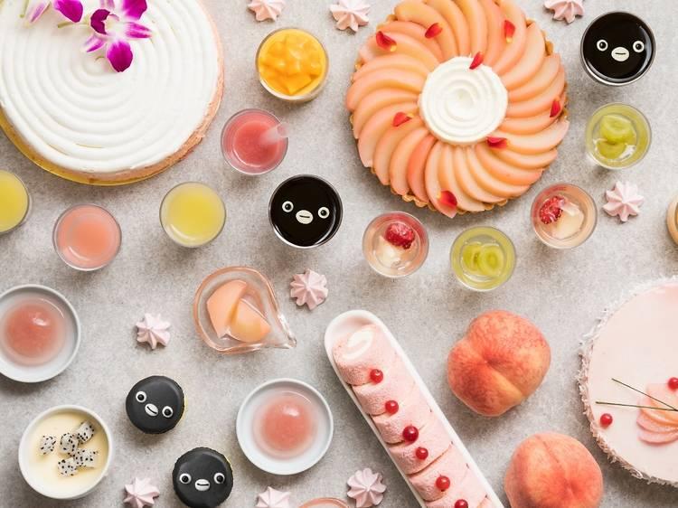 Best dessert buffets in Tokyo