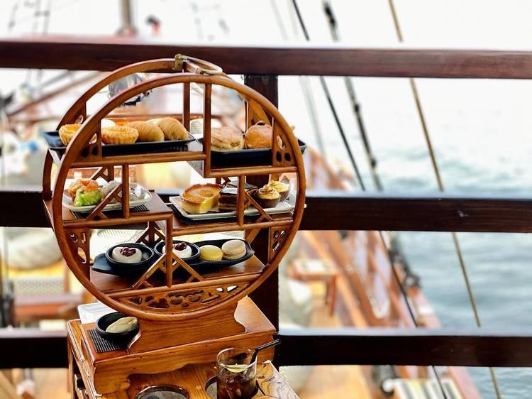 Aqua Luna 張保仔:海上下午茶