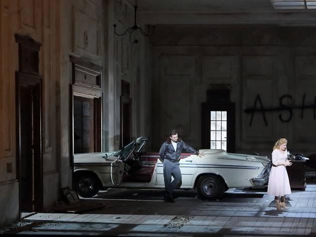 Lucia di Lammermoor al Liceu