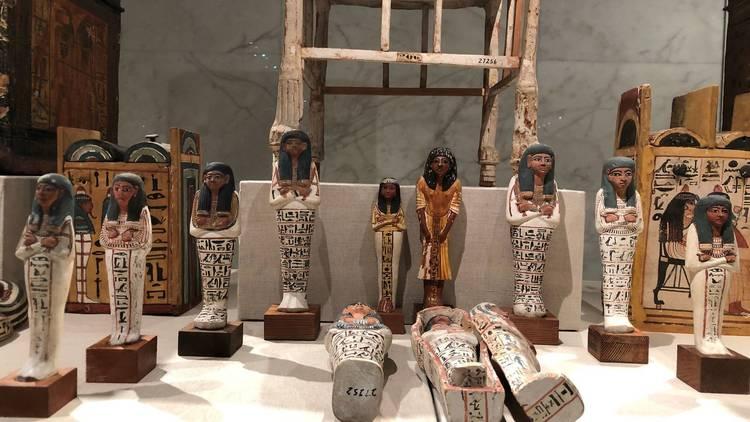 エジプト文明博物館
