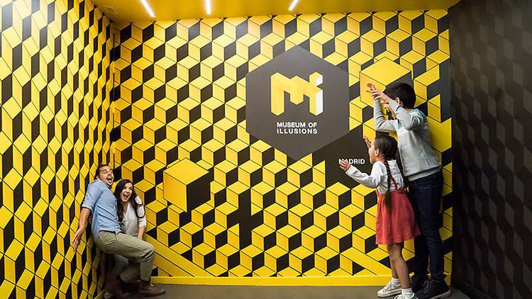 Museo de las Ilusiones Madrid