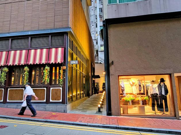 Star Street in Wan Chai