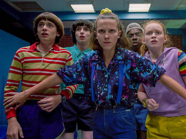 'Stranger Things' journeys into a haunted house for season 4