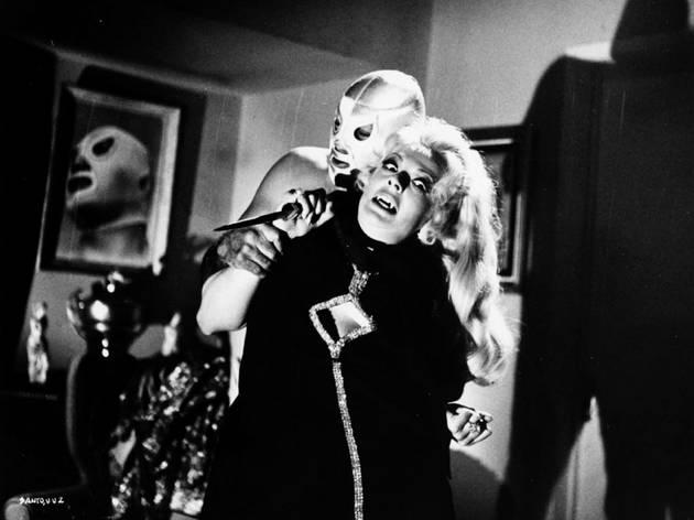 El Santo y las mujeres vampiro