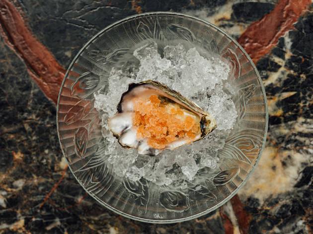 Etta oyster (Photograph: Annika Kafcaloudis)