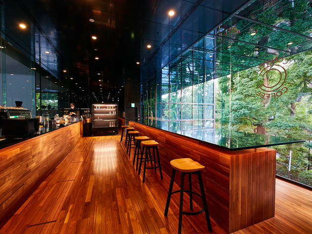 10 most beautiful cafés and coffee shops in Tokyo