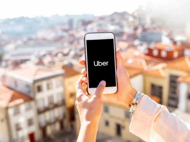 Uber X Saver
