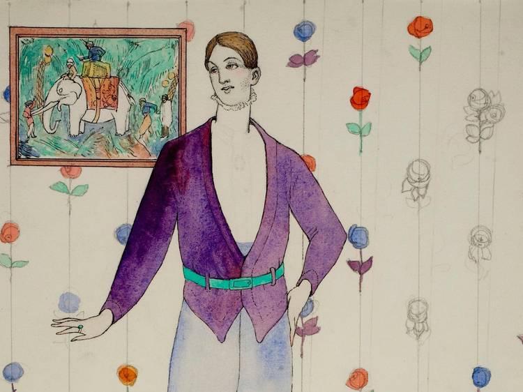 'Miradas insumisas: lecturas de la colección en clave LGTBI', Museu Nacional d'Art de Catalunya