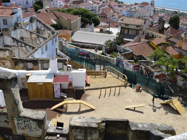 Santa Maria Maior já tem um parque canino