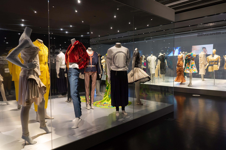 'Unisex – Agender – Genderless', Museu del Disseny de Barcelona