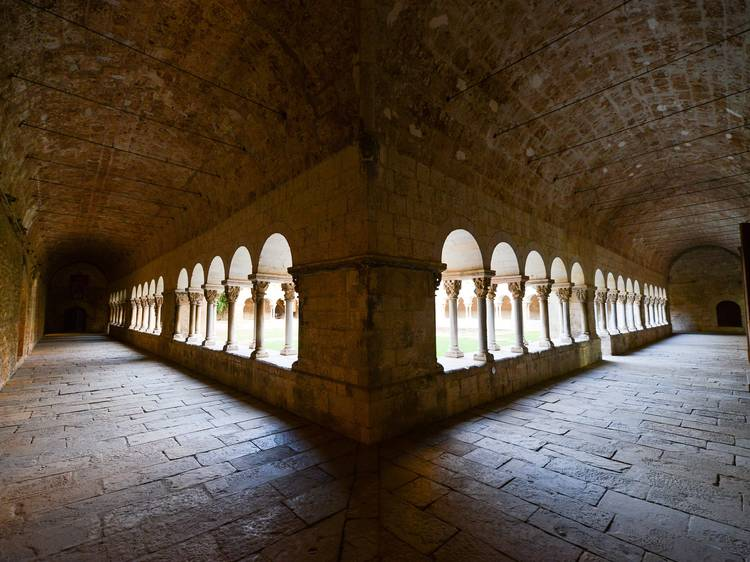 'Concurso rompe-tópicos: la historia con otras miradas', Monestir de Sant Cugat del Vallès