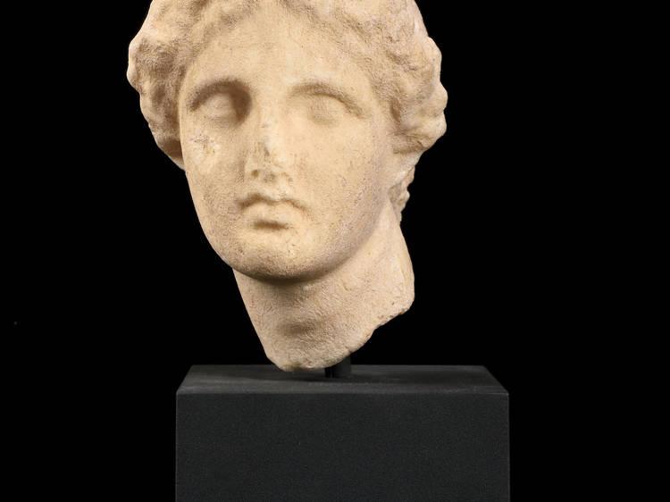 'Apolo o Afrodita. La identidad perdida', Museu d'Arqueologia de Catalunya