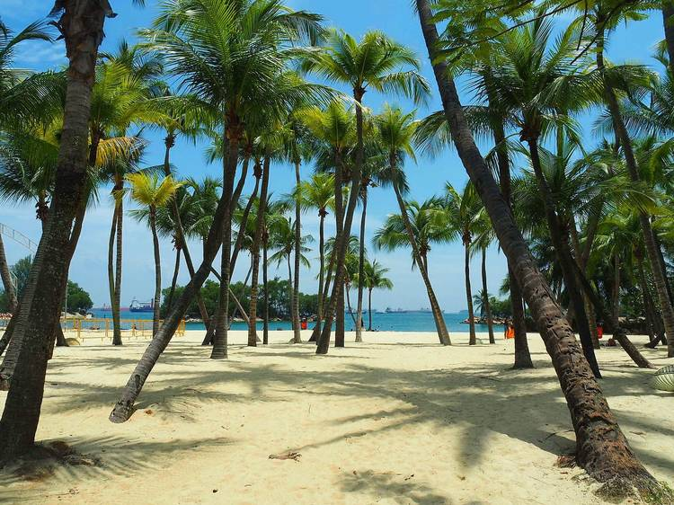 Palawan Beach