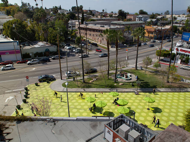 Sunset Boulevard is L.A.'s coolest street—but which part exactly?