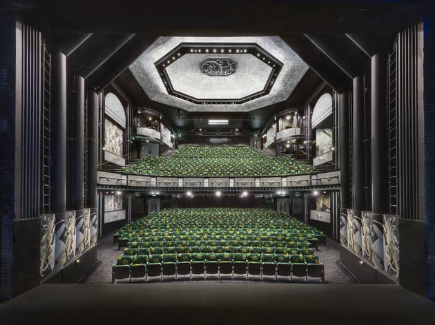 Take a first look at London's stunning newest theatre