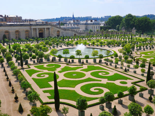 Vacation like Marie Antoinette at Versailles's very first on-property hotel