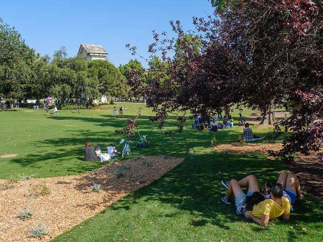 Parque Urbano Gonçalo Ribeiro Telles