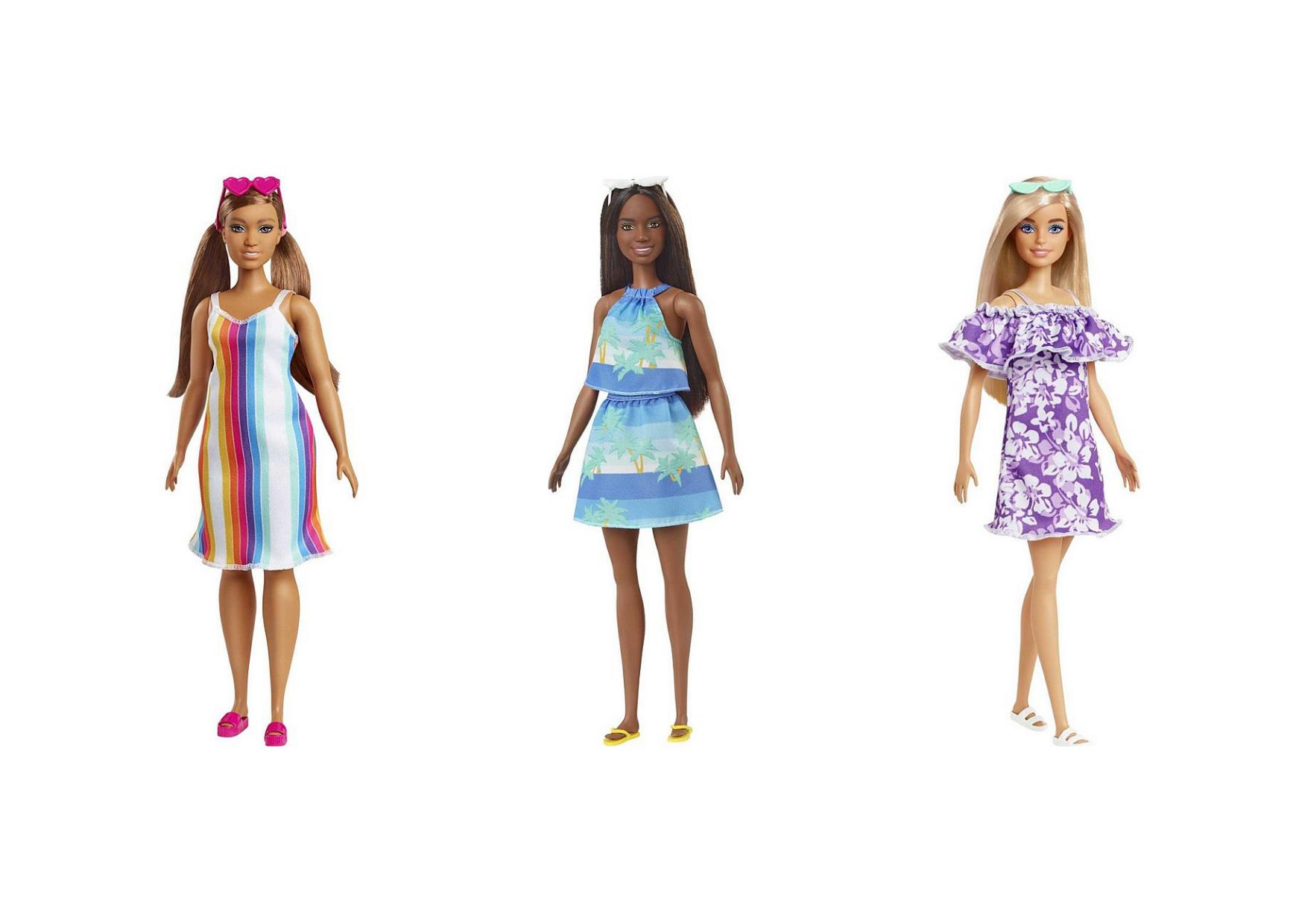 Mattel lança primeira colecção de Barbies produzidas a partir de plástico dos oceanos