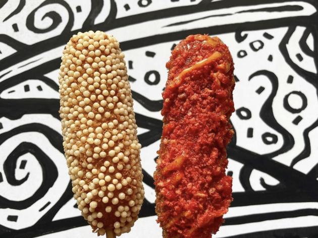 These Korean corn dogs are all the rave this summer