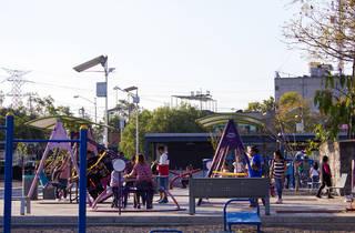 Parque Cantera Coyoacán (Foto: Mattza Tobón)