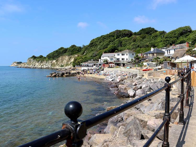 Steephill Cove, Isle of Wight