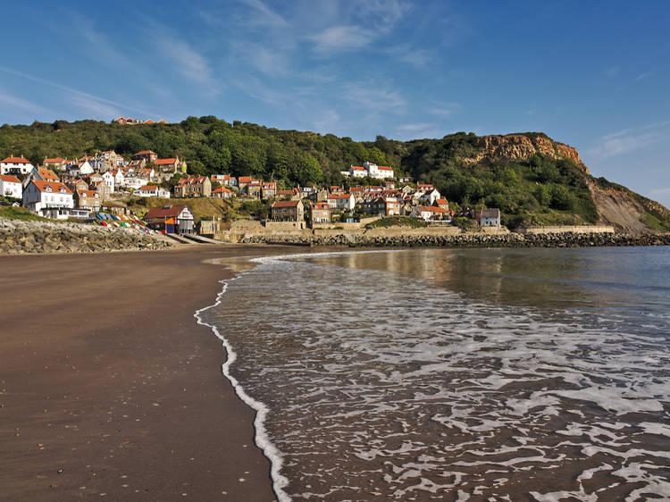 Runswick Bay, Yorkshire