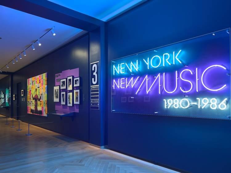 """""""New York, New Music: 1980-1986"""""""