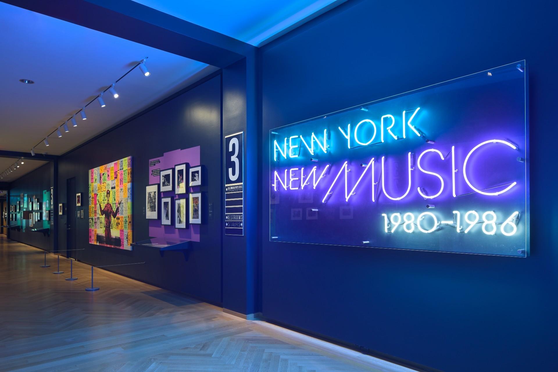 Museum of the city of new york new york new music