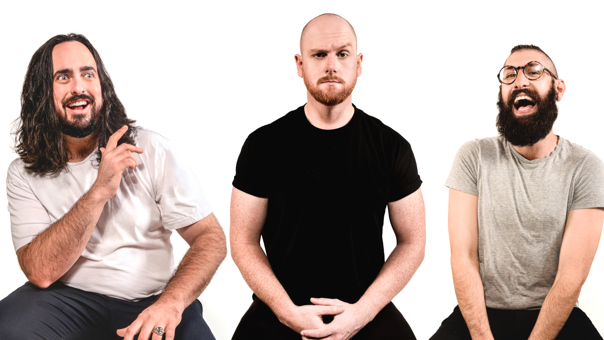Aunty Donna have announced a new live show and it's coming to Sydney