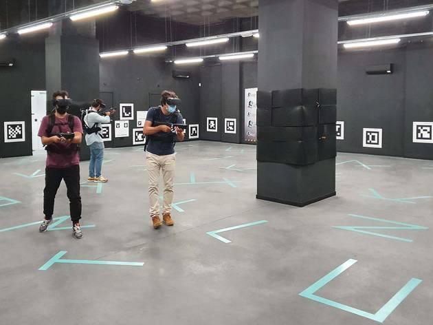 Virtual Arena