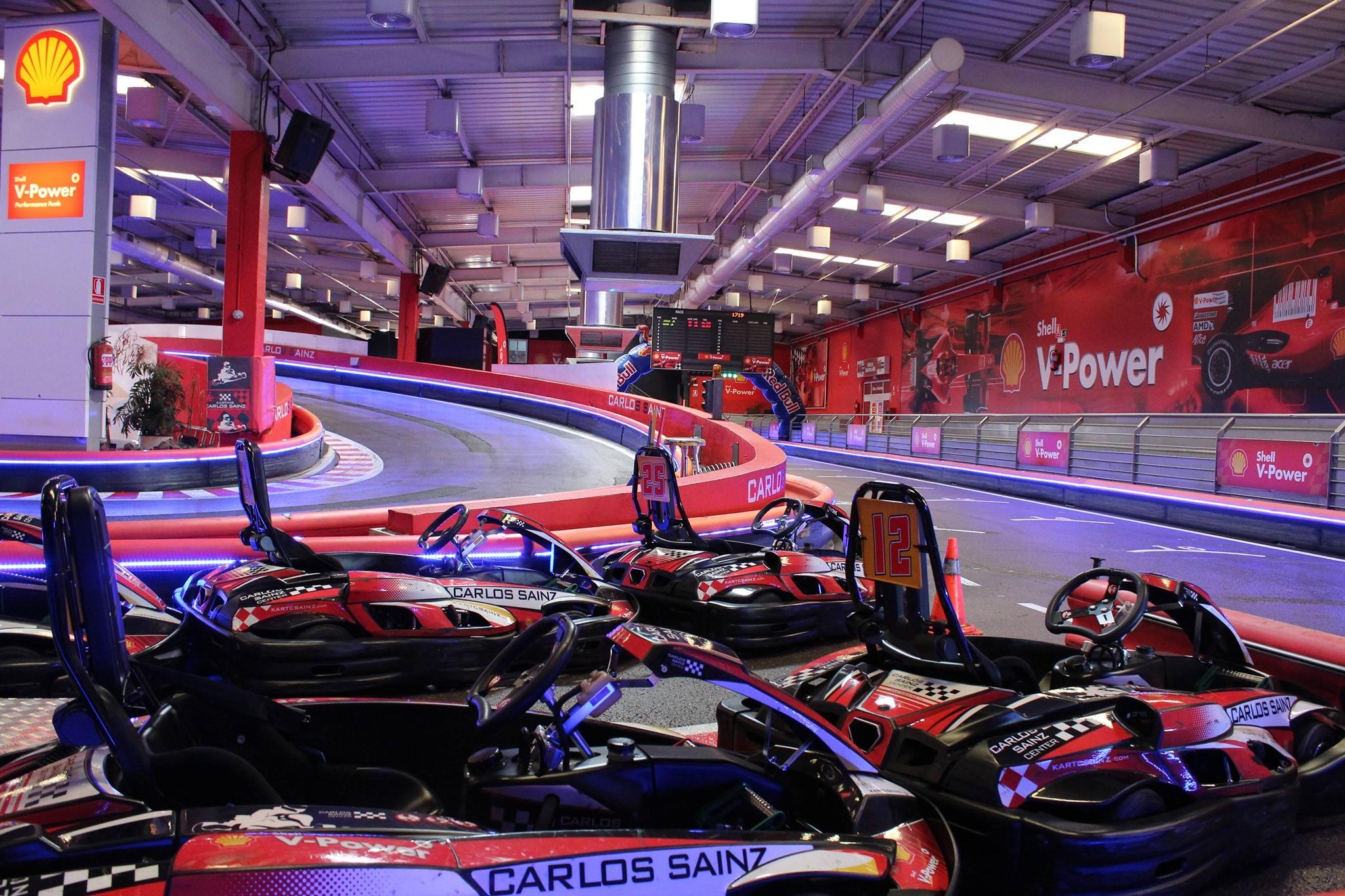 Carlos Sainz Karting