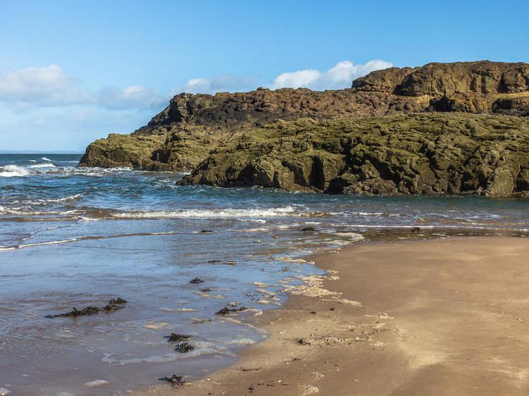 Aberlady Bay, Scotland