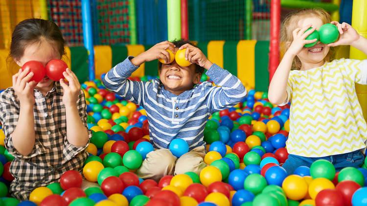 Lugares para ir con niños en Madrid