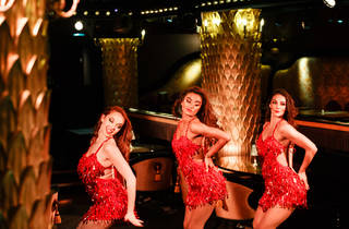 Park Chinois, dancers